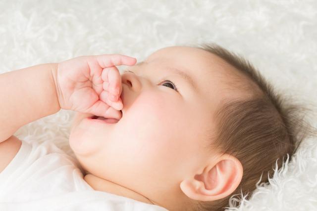 5カ月の赤ちゃん