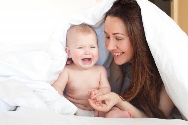 6カ月の赤ちゃん