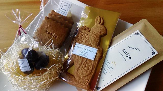 Kotje le Chocolat 商品