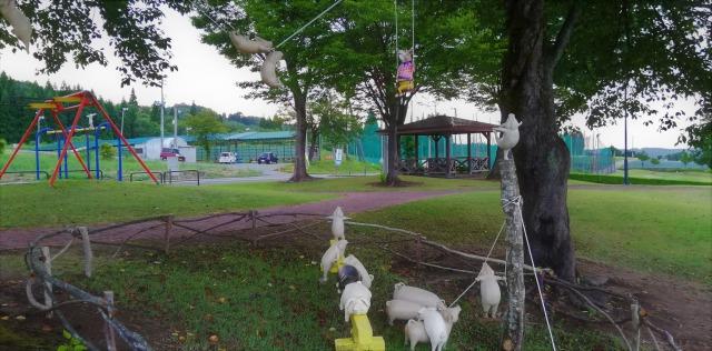里山アートどうぶつ園