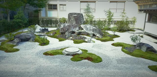 瑞巌寺境内・庭園