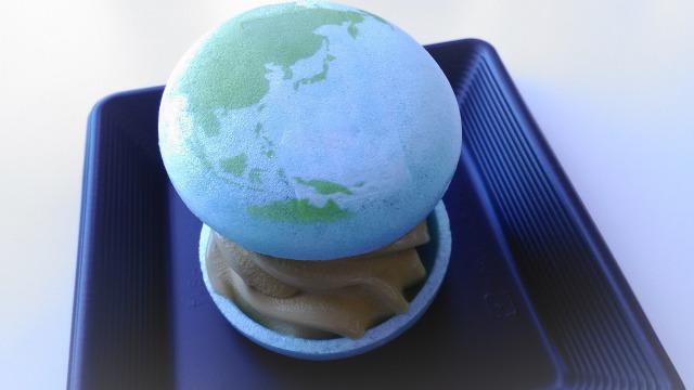 地球もなかアイスクリーム